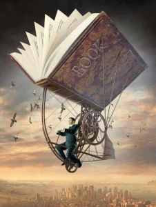 book imagination